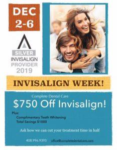 Invisalign Week Promotion
