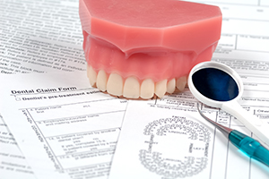 Dental Insurance Claim Forms